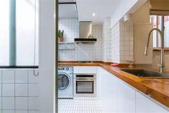 60平米田园风格厨房图片大全
