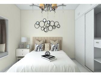 110平米四室一厅宜家风格卧室图片大全