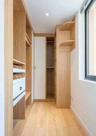 90平米三室两厅北欧风格玄关设计图