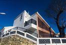 140平米田园风格阁楼设计图