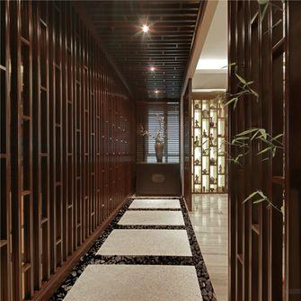 经济型110平米四室两厅东南亚风格走廊图片大全