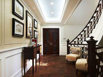 140平米复式新古典风格楼梯间图