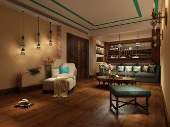 豪华型140平米别墅东南亚风格影音室图片