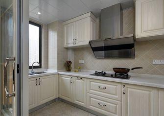 90平米三新古典风格厨房装修案例