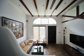 豪华型140平米别墅地中海风格阳光房装修案例