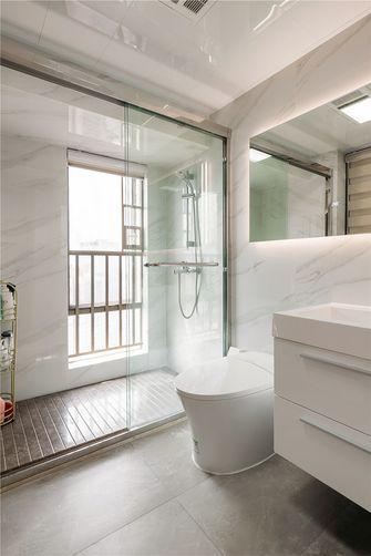 100平米三室三厅宜家风格卫生间欣赏图