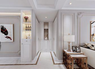 140平米四室一厅法式风格玄关图片