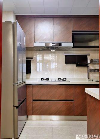 经济型140平米四法式风格厨房装修图片大全