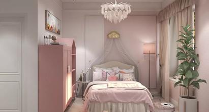 140平米三室两厅欧式风格儿童房图片