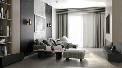 120平米三室一厅其他风格客厅图片