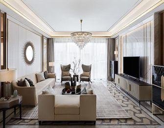 140平米别墅中式风格客厅图