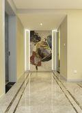140平米四其他风格走廊图片大全