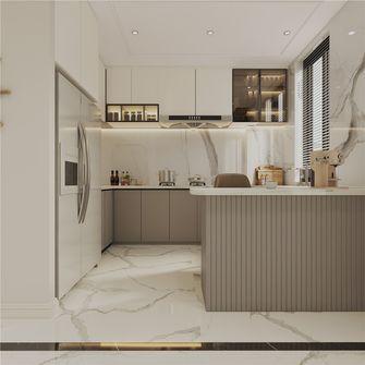 140平米别墅法式风格厨房装修案例