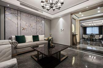 140平米四新古典风格客厅装修效果图