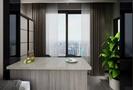 50平米一居室宜家风格客厅效果图
