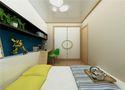 70平米日式风格卧室装修图片大全