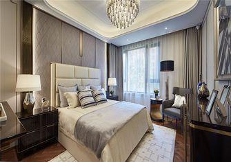 130平米三室两厅其他风格卧室设计图