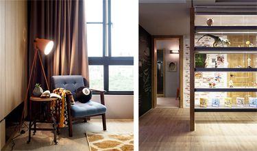 100平米三室两厅北欧风格阳光房图片