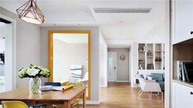 100平米三室两厅北欧风格走廊图片大全