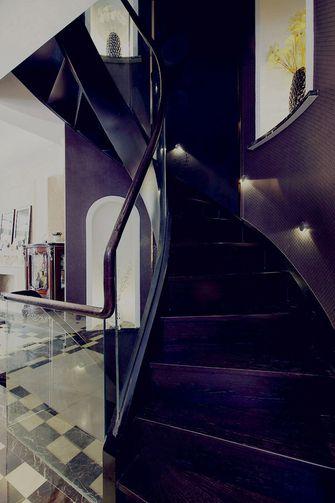 豪华型140平米复式美式风格楼梯效果图