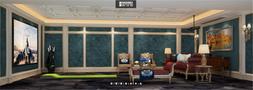 140平米别墅法式风格储藏室装修案例