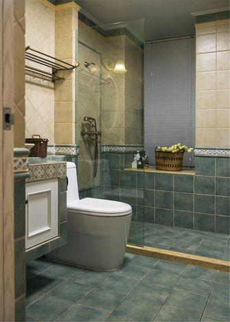 120平米三室两厅地中海风格卫生间效果图