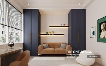 110平米三室两厅法式风格影音室装修效果图