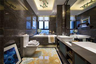 90平米三室两厅新古典风格卫生间装修图片大全