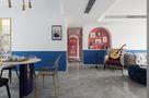 140平米四室两厅地中海风格走廊图片