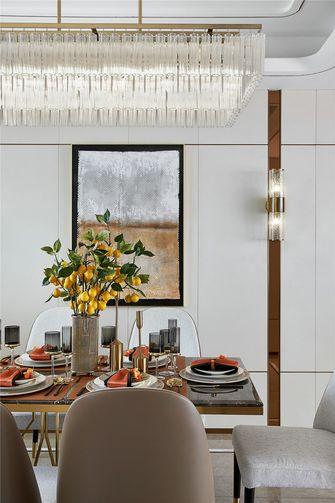 140平米三室一厅其他风格餐厅图片