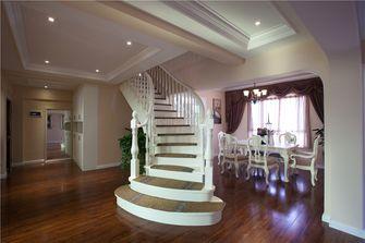 20万以上140平米复式欧式风格楼梯图片