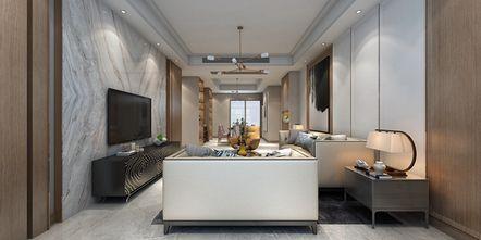 豪华型140平米三现代简约风格客厅图