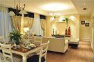90平米三地中海风格客厅沙发图片