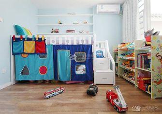 豪华型140平米四室三厅地中海风格儿童房欣赏图