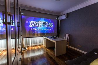 140平米四室两厅其他风格影音室欣赏图