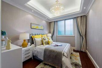 100平米三室两厅法式风格儿童房欣赏图