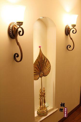 3-5万140平米三室两厅东南亚风格走廊装修效果图
