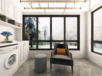 130平米三室两厅混搭风格阳台装修案例