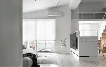 140平米三室两厅现代简约风格走廊欣赏图