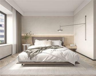 130平米三室一厅其他风格卧室设计图