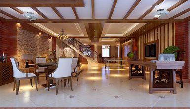 140平米别墅东南亚风格餐厅图
