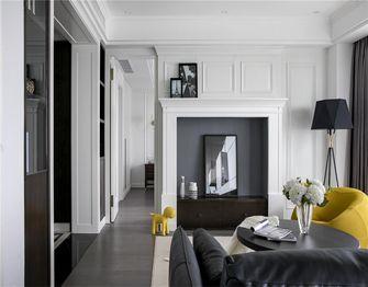 130平米三室两厅宜家风格客厅装修效果图