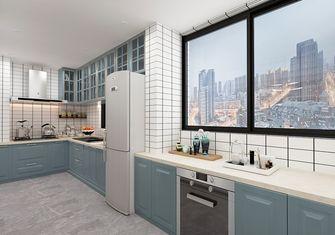 120平米四室两厅欧式风格厨房图