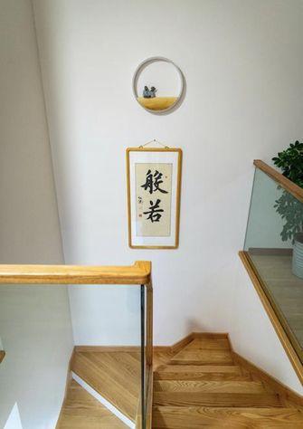 70平米复式新古典风格楼梯间图片