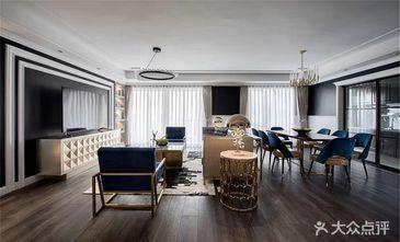 140平米四其他风格客厅设计图