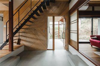 140平米四室两厅日式风格楼梯间欣赏图