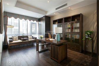 140平米复式中式风格书房装修图片大全