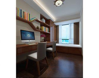 110平米三室两厅中式风格储藏室图