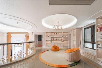 豪华型140平米别墅法式风格阁楼装修案例