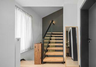 20万以上120平米三室两厅北欧风格楼梯间欣赏图